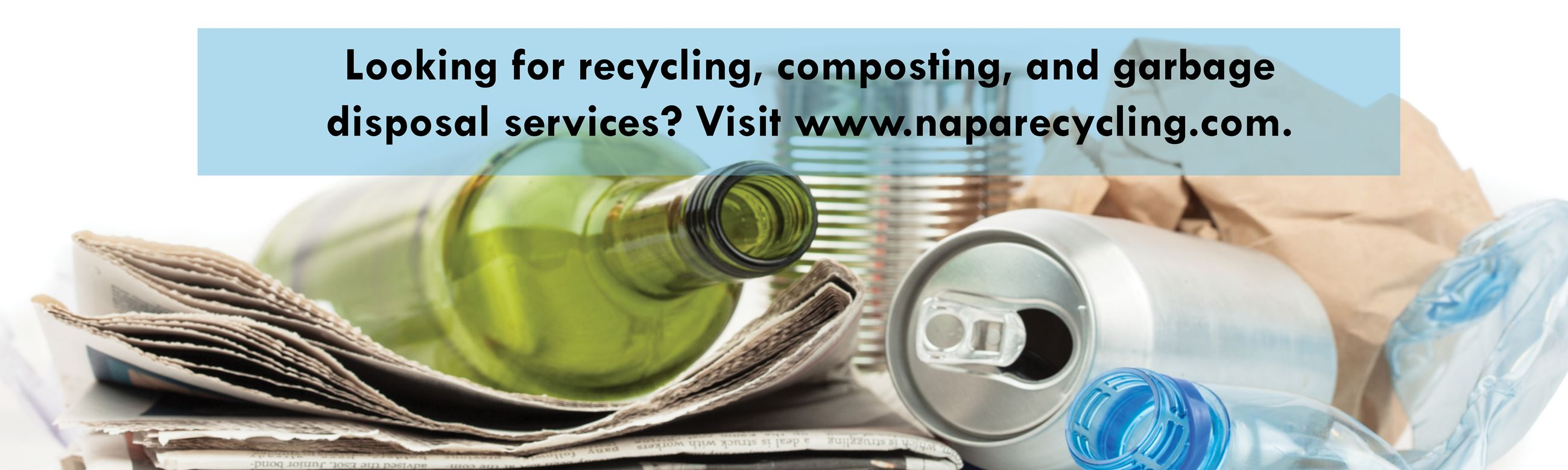 Need Recycling and Trash Service?